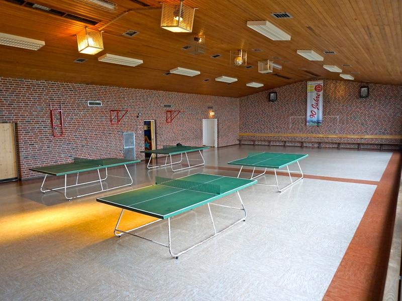 Tanzen, Tischtennis und vieles mehr in der Watthalle